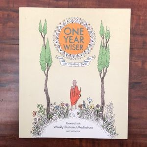 Other - Adult colouring book - 52 week!